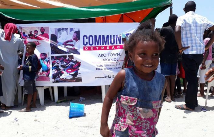 Connect Group Zone 2 Outreach – Aro Town