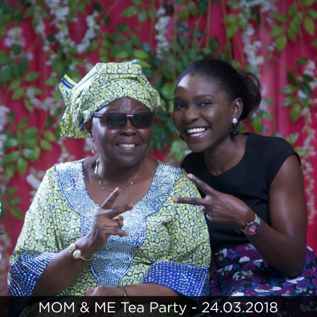 Mainland Mom & Me Tea Party