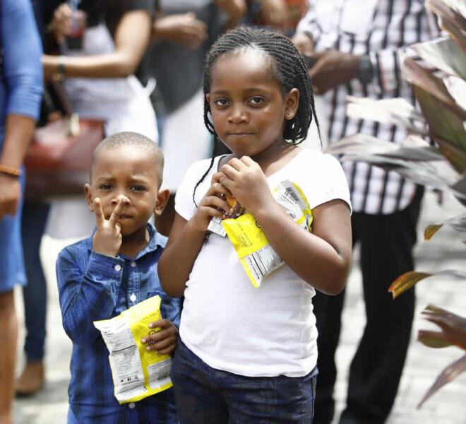 Children's Charity Bake Sale 2018