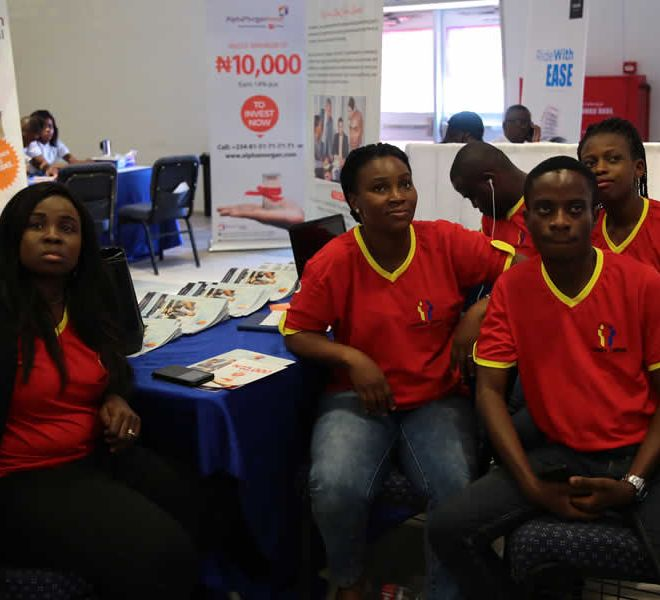 Career fair organised by the Careerpro ministry of The Elevation Church