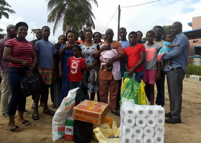 Good Works Outreaches – Connect Group Zone 4