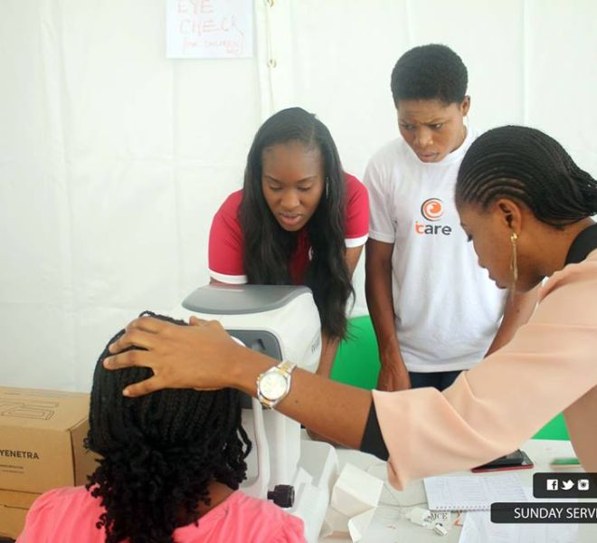Medical Outreach at Pistis