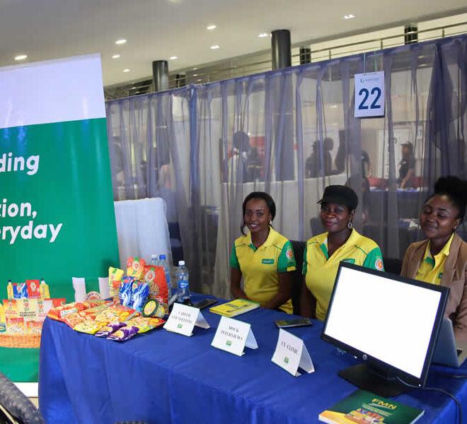 TEC Career fair
