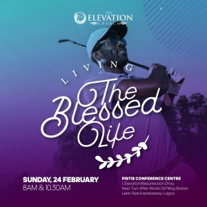 March Series: The Blessed Life
