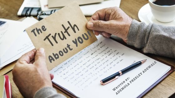 The Truth About You Blog Pic