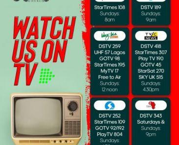 TV Broadcasts